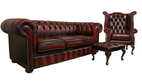 Buy Chesterfield Furniture Leather Suite Designersofas4u Designer Chesterfield Sofa