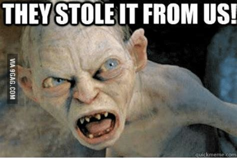 It Meme - 25 best memes about gollum angry gollum angry memes