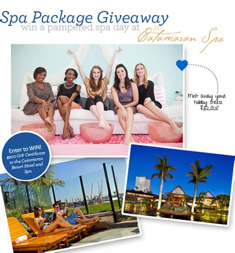 Spa Sweepstakes - giveaway win a 200 spa package exquisite weddings