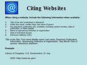 How Do You Cite A Website In An Essay by Avoiding Plagiariarism Powerpoint Slideshow