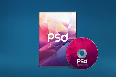 layout cd cover psd cd dvd case and disk mockup psd psd graphics