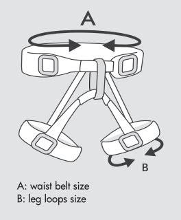 Fatools Rb16aaa Chest Ascender Weight 120 G alp tec 2 qr work harness climbing technology