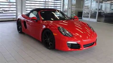 red porsche boxster 2015 porsche boxster 2015 red wallpaper 1280x720 22154