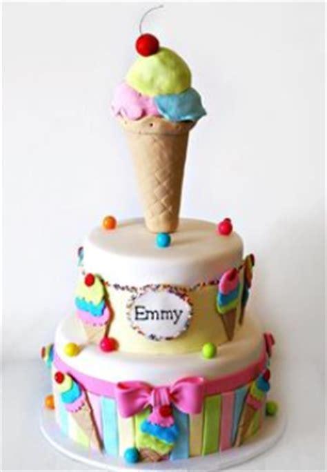 ice cream cakes – decoration ideas | little birthday cakes