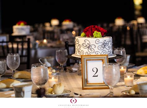 Wedding Reception Centerpiece Idea Cakes Pittsburgh Mini Cakes For Centerpieces