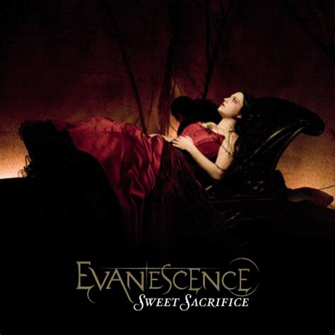 Evanescence Sweet Sacrifice by Coverlandia The 1 Place For Album Single Cover S