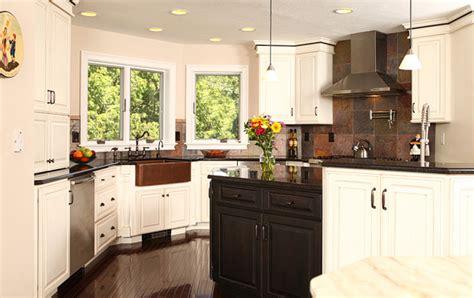 Window Over Kitchen Sink Ideas Deconstructing A Kitchen Bay Window Luxury Blog Roger