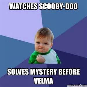 Velma Meme - scooby doo