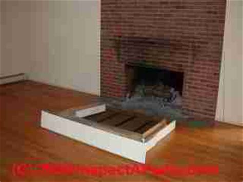 How To Fix Fireplace by Fireplace Hearth Damage Cracks Settlement Or Collapse