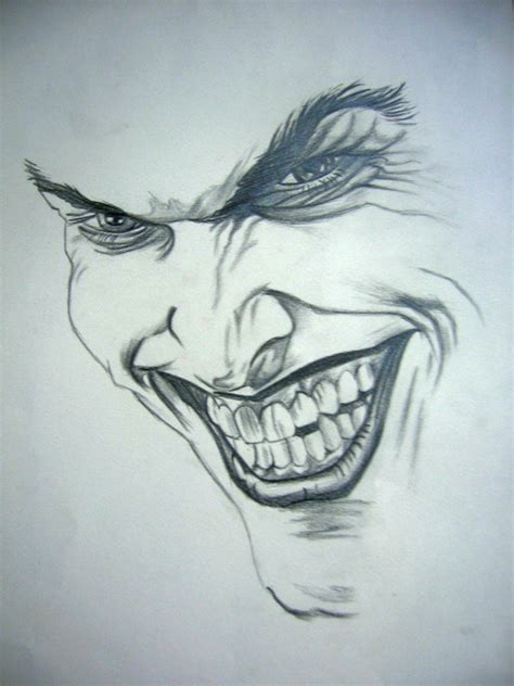 Joker Kara Kalem   joker again by erdikarabayir on deviantart
