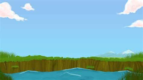 background  animasi  udin iqbalial