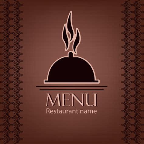 restaurant cover layout creative restaurant menu cover design vector 01 vector