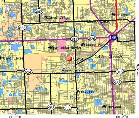33054 zip code (opa locka, florida) profile homes