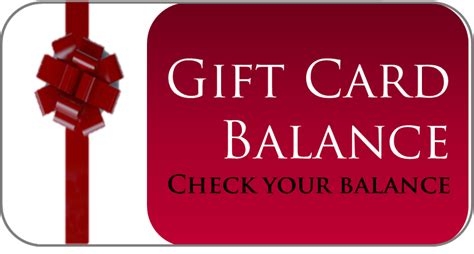 Check A Gift Card Balance - gift card balance checker for any gift card