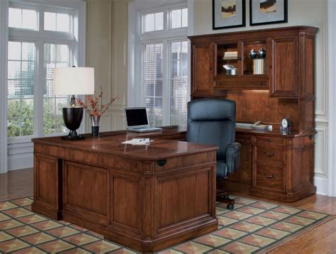 executive desk and hutch set shaker executive desk executive office furniture sets