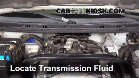 Suzuki Xl7 Transmission Add Transmission Fluid 1999 2005 Suzuki Grand Vitara