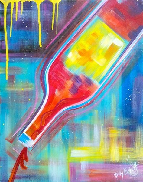 paint with a twist alon paint one abstract pour bottle friday april 14 2017