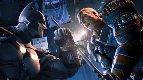 image deathstroke origins jpg arkham batman vs deathstroke