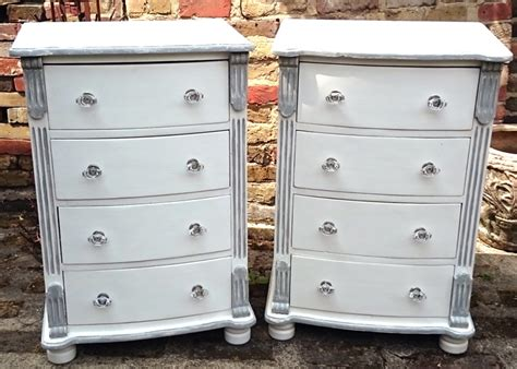 White Painted Chest Of Drawers Uk by White Painted Tallboys