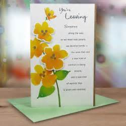 card invitation design ideas farewell greeting cards rectangle potrait white yellow flower