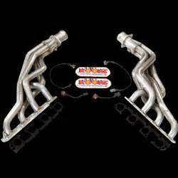 kooks custom exhaust headers for the dodge challenger r t