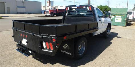 truck bed deck flat decks dump bodies and truck beds for work pickup trucks