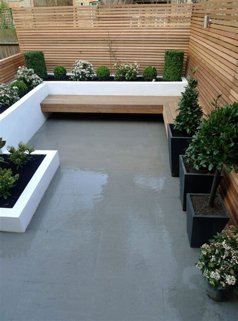 modern backyard landscaping 25 peaceful small garden landscape design ideas