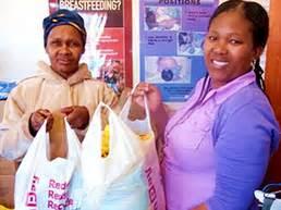 Community Development Worker by Health Care Project Types Etafeni