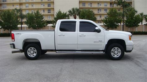 2008 gmc 2500hd 2008 gmc 2500hd duramax for sale the hull