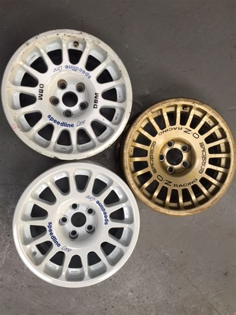 oz rally wheels subaru s9 s10 wrc gravel wheels dom buckley motorsports