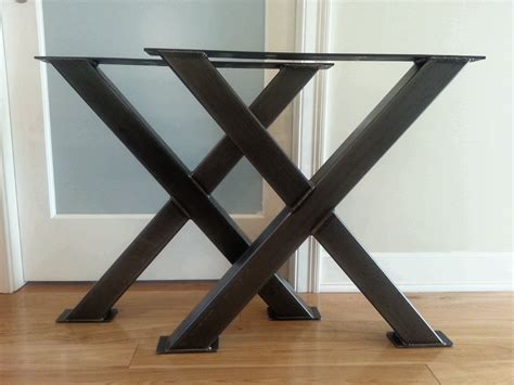Metal Table Legs by Metal Table Legs Steel Table Legs Iron Table Legs X