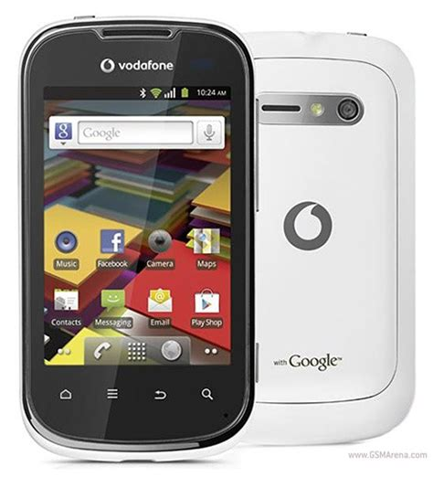 Hp Vodafone Android vodafone v860 smart ii pictures official photos