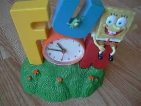 spongebob alarm clock singing song