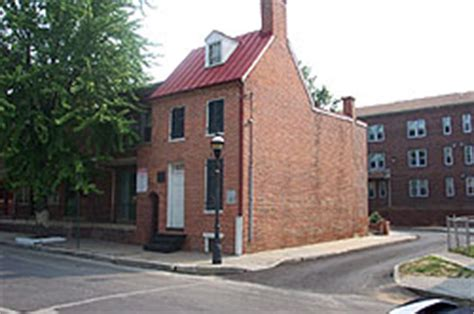 edgar allan poe house and museum baltimore baltimore travel itinerary edgar allan poe house