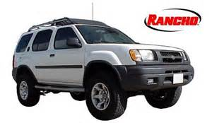 Nissan Xterra Lift Kit 2003 Rancho 4wd Nissan Frontier King Cab V6 2 5 Quot Lift Kit 2000