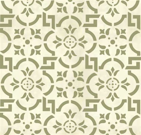 pattern tile stencils 41 best patterns and stencil designs images on pinterest