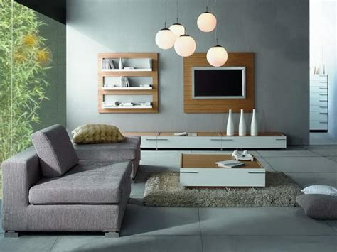 modern design for small living room