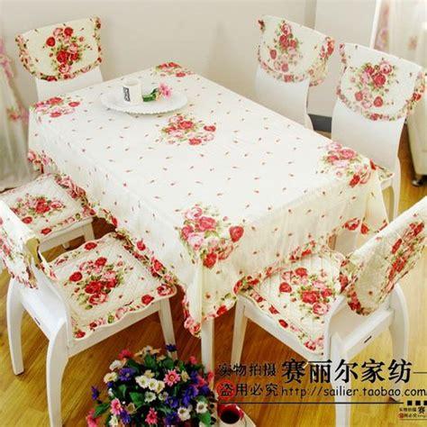 Homeset Set Sbk Sarung Bantal Kursi Taplak Meja Gkm Isola Merah dining table dining table tables and dining tables