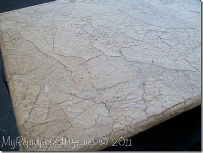 Brown Paper Countertops by 1000 Ideas About Paper Bag Flooring On Brown