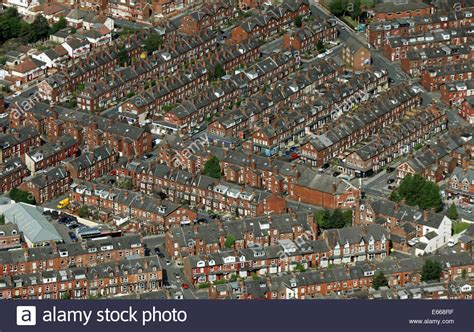 house to buy in leeds aerial view of back to back houses in leeds west yorkshire stock photo royalty free