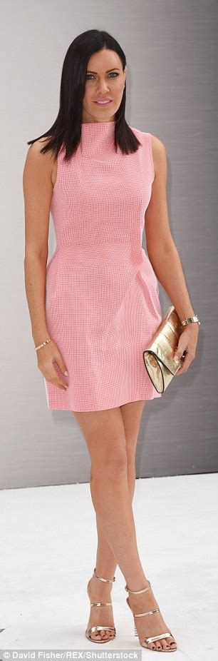 Bt8868 Pink Sofia Mini Dress whitmore wears plunging white mini dress to