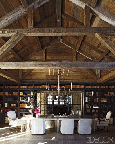 Dining Room Into Library Great Big Room Great Big Ceilings Turn The Dining Table