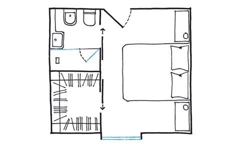 cabina armadio dimensioni minime la cabina armadio 10 progetti a seconda della tua