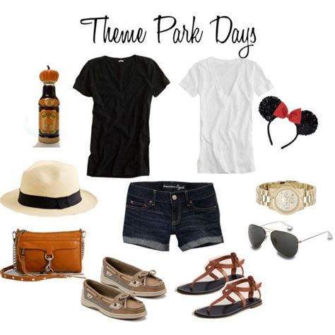 theme park fashion spring break theme park days outfits by leopard spot on