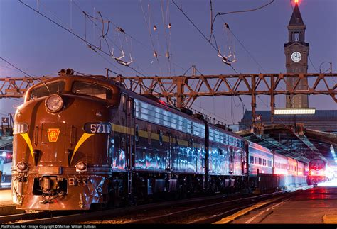 Rr St Chanel Green photos and artwork colorful passenger trains updated 2