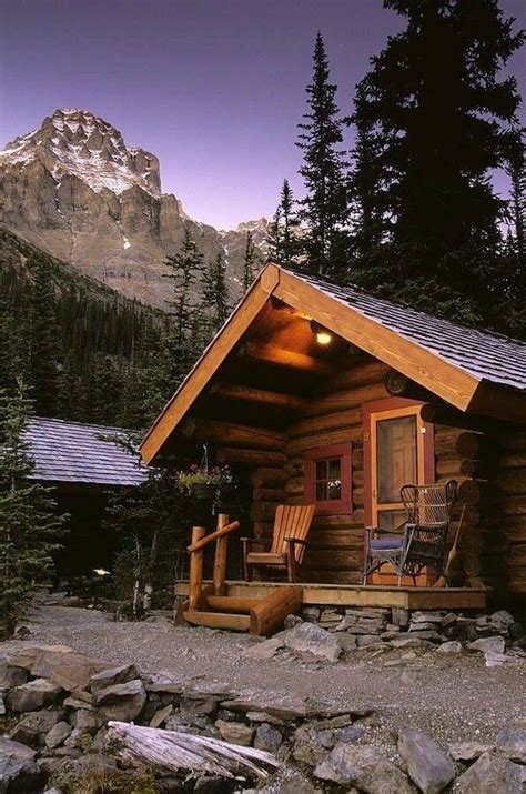 Mountain Cabins by Log Cabin In The Mountains Favorite Places Spaces