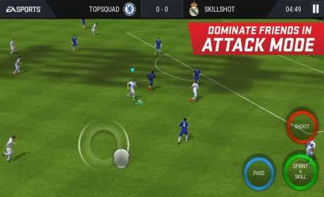 fifa mobile soccer 12.3.00 apk + mod android