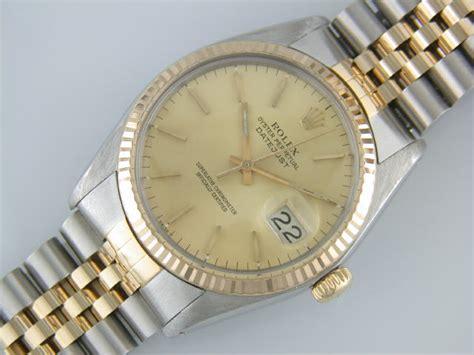 Rolex Swis Ori J455 1980 An swiss rolex oyster perpetual datejust