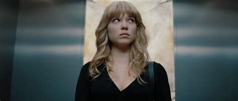 lea seydoux next movie l 233 a seydoux cast as female lead in bond 24 geektyrant