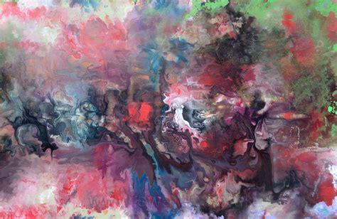 large original painting   impressionists rain